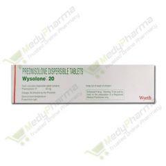 Buy Wysolone 20 Mg Online