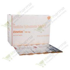 Buy Zinetac 150 Mg Online
