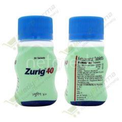 Buy Zurig 40 Mg Online