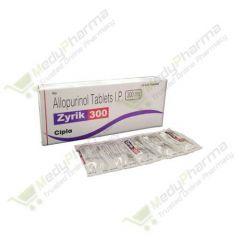 Buy Zyrik 300 Mg Online